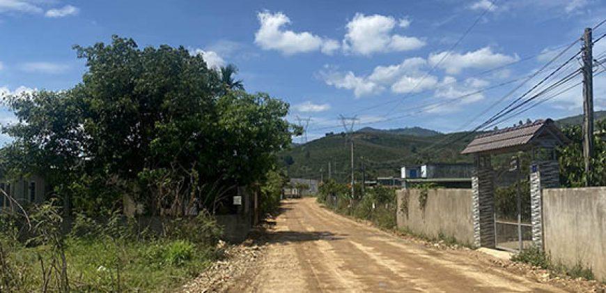 Bán đất mặt tiền đường Mai Thúc Loan, xã Đại Lào