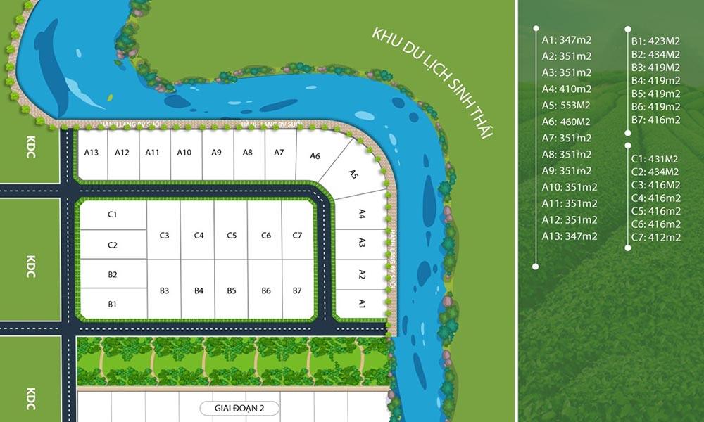 Mua bán đất nền phân lô Bảo Lộc có quy hoạch rõ ràng