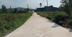 Bán đất hẻm đường Mai Thúc Loan, xã Đại Lào