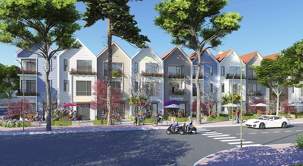 dự án Golden City Bảo Lộc
