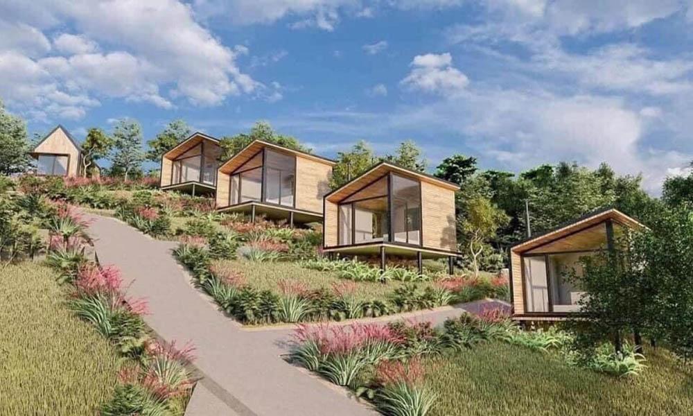 Nhà nghỉ dưỡng Bảo Lộc đang rất phát triển