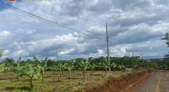 Bán lô đất 2 mặt tiền 15x30m xã Lộc Đức, huyện Bảo Lâm