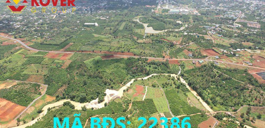 Bán lô đất 2 mặt tiền xã Lộc Thành, Bảo Lâm giá rẻ