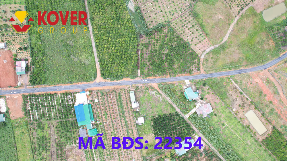 Bán lô đất vườn trái cây xã Đại Lào, Bảo Lộc