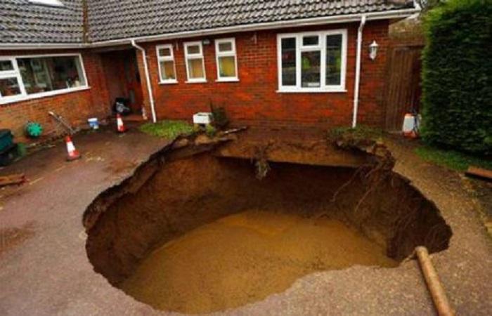 Tránh những mảnh đất trước đây là hố sâu, giếng, ao