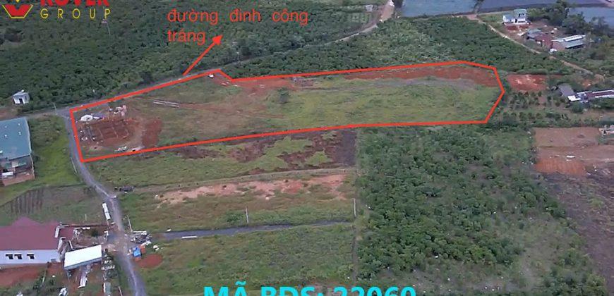 Bán lô đất 2 mặt tiền xã Lộc Châu, Bảo Lộc giá tốt