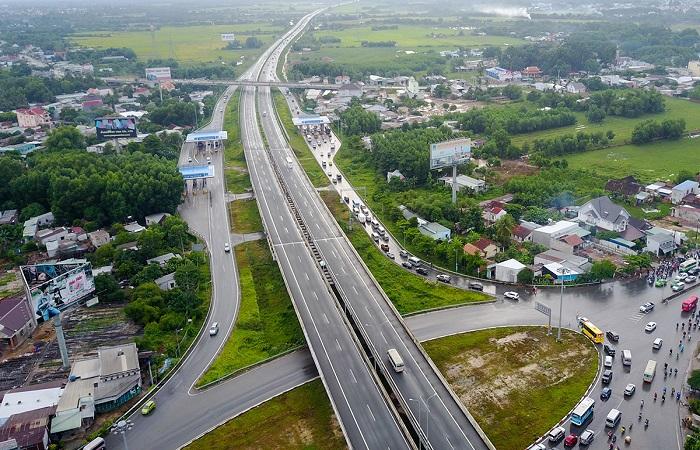 Cao tốc Long Thành - Dầu Giây